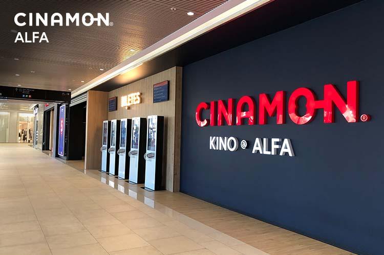 CINAMON ALFA
